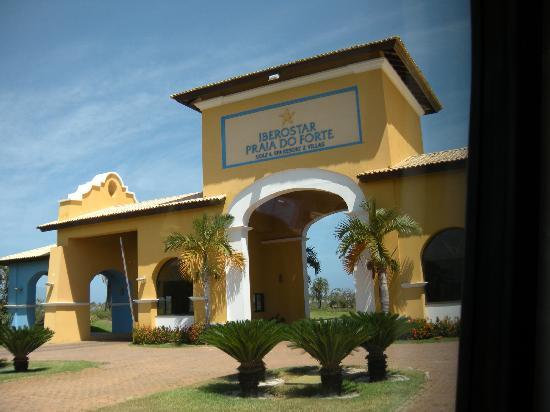 transfer do aeroporto de salvador para o iberostar bahia praia do forte