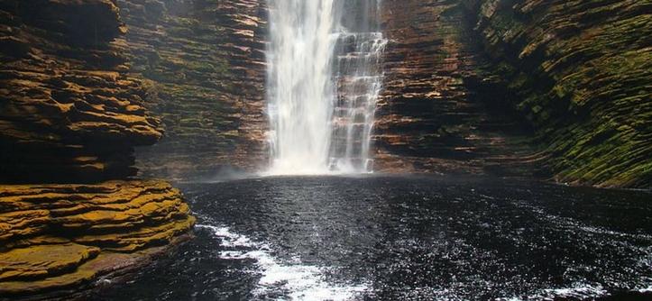 As 5 Melhores Cachoeiras Da Chapada Diamantina