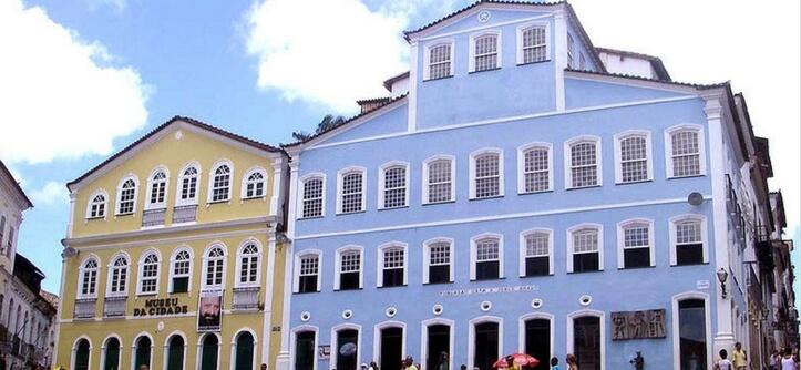 Passeio pelo Centro Histórico de Salvador