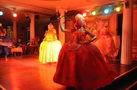 Show Folclórico da Bahia
